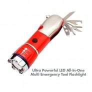 Emergency Tool Vehicle Survival Kit