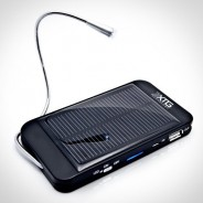 Premium Solar Powered Charger