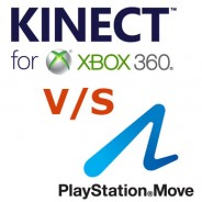 Microsoft XBox 360 Kinetic Vs PlayStation Move