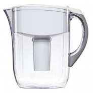 Brita Grand Water Filter Pitcher (White)